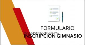 Inscripcion Gimnasio